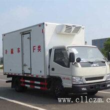 江铃宽体4.2米小型冷藏车厂家火热促销