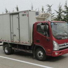 4.1米国六奥铃速运冷藏车