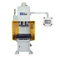数控液压机智能油压机伺服压装机图片