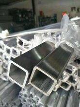 5.0X200X200不锈钢方通304雨棚搭建方管厂家