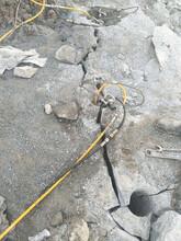 宜春土石方開挖哪款機械破石成本圖片