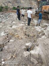 柱式劈裂棒使用情况永州企业资讯图片