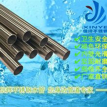 厂家专业生产卫生级食品级不锈钢管薄壁不锈钢水管洁净管图片