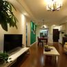 格调绮园两室一厅美式风格装修效果图