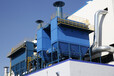打磨除塵設備布袋除塵設備中央除塵設備中博環保廠家直銷