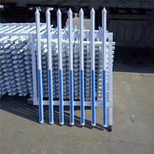江苏厂家现货小区护栏现货pvc护栏免费带样品图片