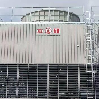 上海圆形冷却塔水冷散热器水冷器降温塔冷吨与水吨选型