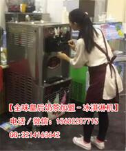 平价冰淇淋机冰淇淋机很响图片
