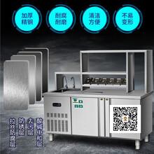 奶茶設備一套價格河南隆恒免費定制圖片