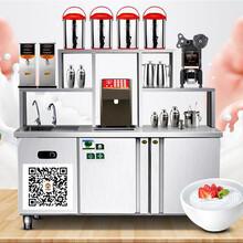 奶茶设备全套多少钱,奶茶店设备,河南隆恒厂家直销图片