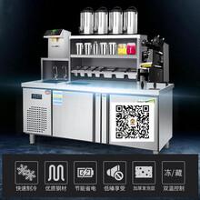 奶茶店機器有哪些自動售奶茶機河南隆恒廠家直銷圖片