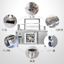 哪里有卖奶茶机,奶茶设备厂家,河南隆恒厂家直销图片