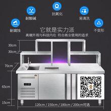 奶茶店都需要什么机器自动奶茶机多少钱河南隆恒厂家直销图片