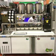 奶茶制作的機器全自動奶茶機河南隆恒廠家直銷圖片