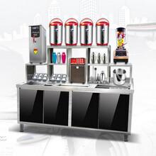 奶茶機器人奶茶機全自動河南隆恒廠家直銷圖片