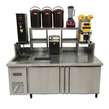 遂平县里的奶茶培训好奶茶机器多钱图片