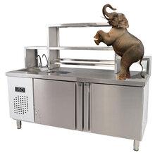 奶茶设备厂家直销,奶茶设备操作台