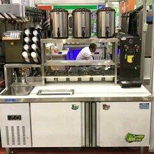 山西茶饮店设备全套奶茶培训速成班图片