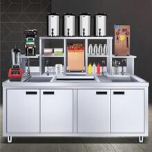 奶茶店的設備用幾年,奶茶設備全套需要錢,河南隆恒金色品質圖片