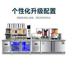 奶茶制作的機器設備,那家奶茶機好,河南隆恒品質典范