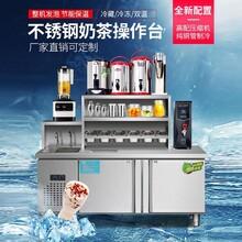 奶茶机价格,做奶茶的机器,河南隆恒优惠实惠图片