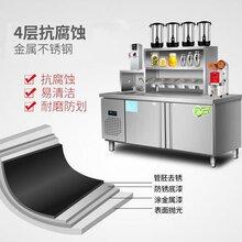 開奶茶店要用到的設備,賣奶茶設備,河南隆恒產品質保