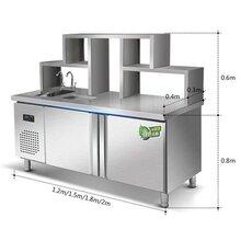 开奶茶店所要的设备,奶茶设备批发价格,河南隆恒免费教技术