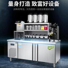 奶茶店创意,奶茶机图片,河南隆恒开店必备