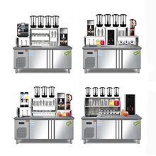 奶茶設備廠家,奶茶設備機器在那里買,河南隆恒品質典范