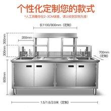 奶茶店操作台设计,奶茶机设备,河南隆恒放心品质