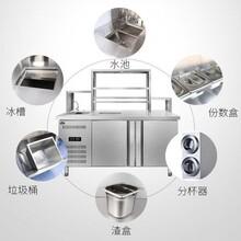 奶茶机视频,开奶茶店需要那些机器,河南隆恒放心品质图片