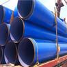 排放污水用环氧树脂防腐螺旋钢管厂家今日价格