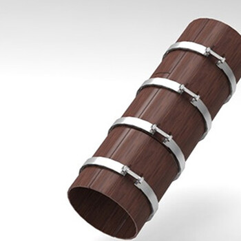 建筑圆柱木模板