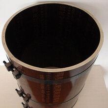 天津圆形柱子木模具江苏圆形柱子模板优选方圆建筑圆柱模板