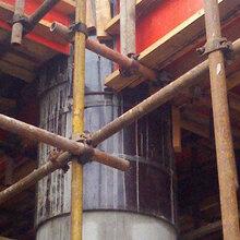重庆圆形模板怎么选购方圆木制圆形柱子模板可周转建筑圆模板