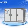 變頻電磁采暖爐配有數字信號傳感器,功率可調,水溫可調!通過ISO9001認證,質量有保障