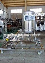 5吨高分子白酒过滤机酒水终端精密过滤设备白酒净化器