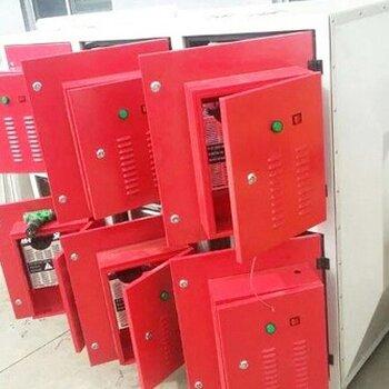 光氧催化廢氣處理器現場測量安裝調試包檢測過關-江蘇南京光氧催化設備生產廠家