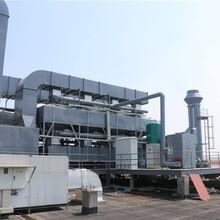 催化燃燒廢氣處理設備蓄熱式催化燃燒設備,廢氣催化燃燒設備圖片