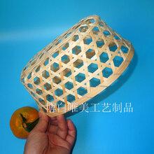 六角眼竹篮,包装篮,海鲜包装篮厂家直销量大更优惠