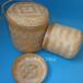 生产厂家供应编织茶叶包装盒,土特产包装篮,竹编篮