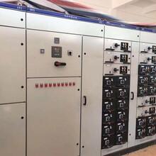 生产直销plc控制柜电气加工定做传送装置控电柜供应商图片