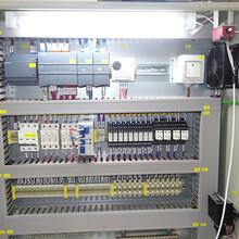 高效液压电控柜多功能plc控电柜电气布局图片
