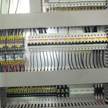 高效成套电控柜中型高温控电柜厂家图片