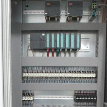 多功能plc电控柜大型监测控电柜布局图片