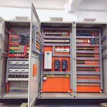 江陰電氣電控柜小型傳送裝置控電柜供應商圖片