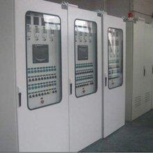 加工定做plc柜控制柜厂家?#27605;?#20256;送装置控电柜定做图片