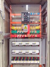 拓艾plc電控柜電氣小型變頻器控電柜供應商圖片