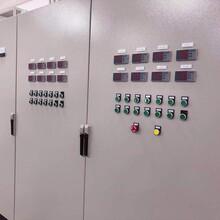 加工定做plc程控控制柜專業生產陽極生產線控電柜定制圖片