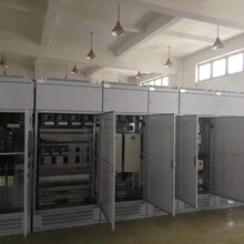 江陰鍋爐plc電控柜高效綜合控電柜制造廠圖片